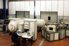 Het laboratorium in Groningen